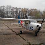 Cessna 172M, UR-CQF