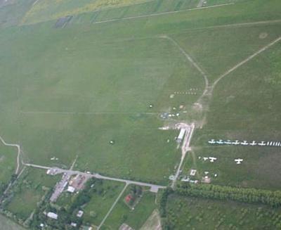 Аэродром Бородянка